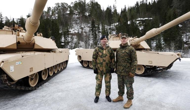 Путин упомянул не зря: Что прячут американские морпехи в горах Норвегии?