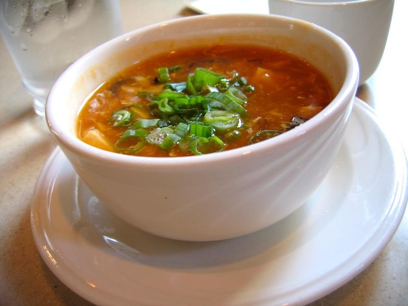жиросжигающий суп с сельдереем
