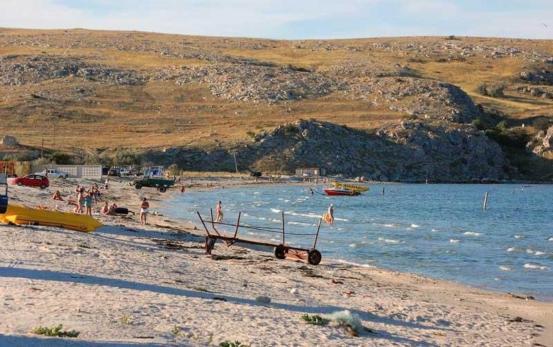 Азовское море - мелководье и другие «рекорды»