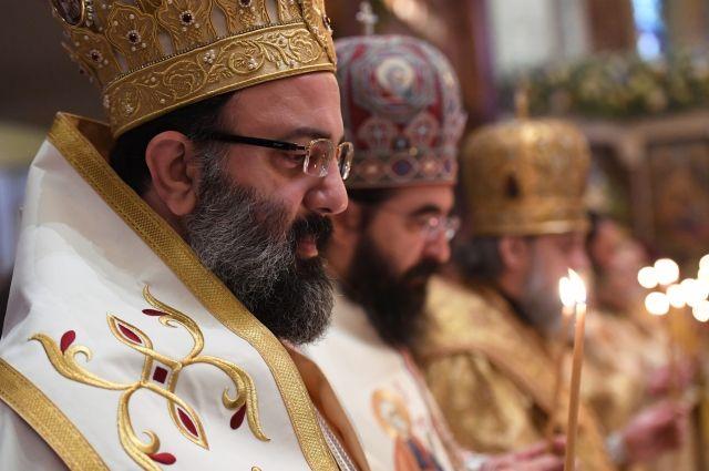 РПЦЗ разорвала отношения с Константинополем