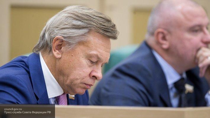 «Фейк года»: Пушков не понимает, как Бабченко попал в список журнала Time