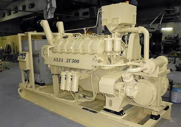 Новый дизель-генератор: полн…
