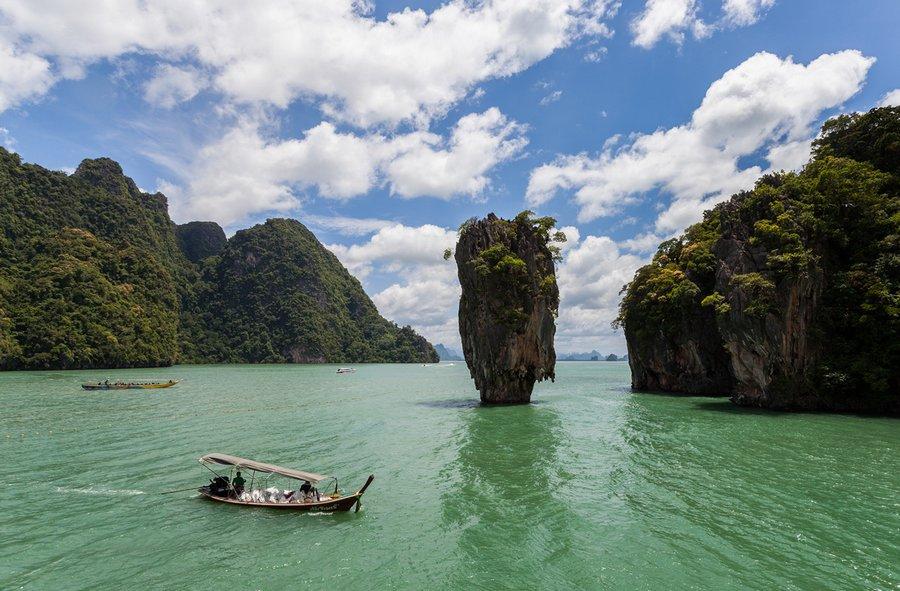 Десятка самых посещаемых туристами стран
