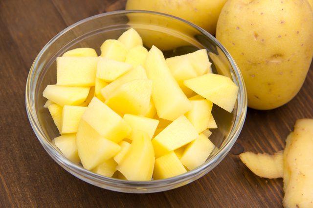 Индейка с картофелем в духовке: рецепт с фото