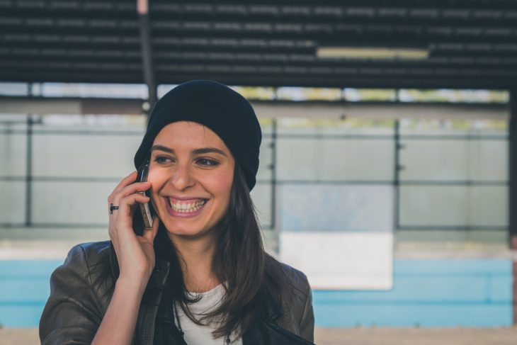Когда я разговариваю по телефону, мои руки живут своей жизнью…