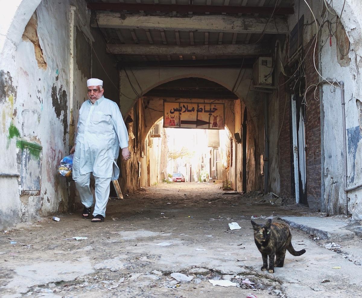 Кто там по девяностым скучал — добро пожаловать в Ливию