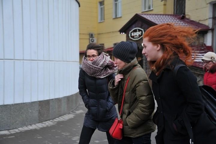 В Москве на 22 июля объявили «желтый» уровень погодной опасности из-за грозы и ветра