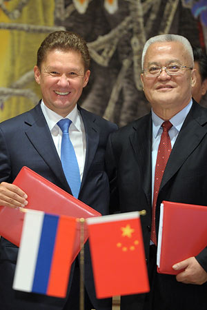 О китайском контракте