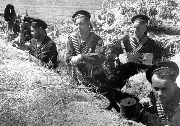 Старательно забытое лето 1941