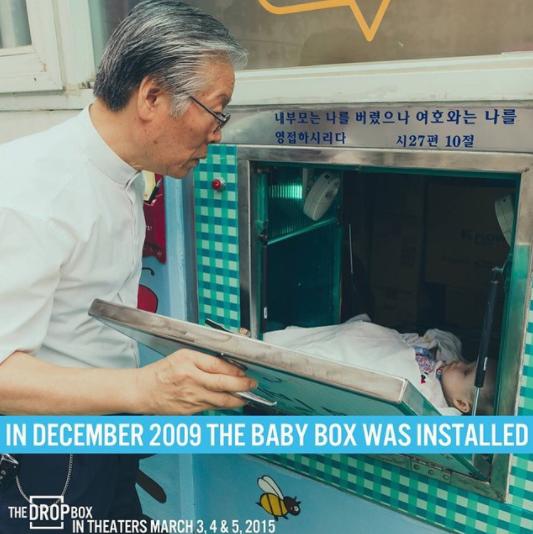 Он попросил класть «ненужных» детей в специальный контейнер. Но то, что произошло по ту сторону, просто поразило его