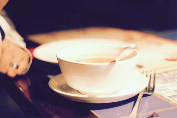 Рецепт супа на молоке
