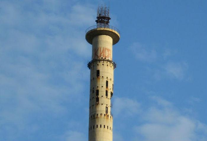 Телебашня Екатеринбурга — самое высокое заброшенное здание в мире