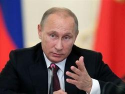 Как выглядит Владимир Путин …