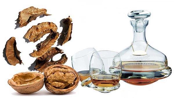 ХИЖИНА ЗДОРОВЬЯ. Целебные качества перегородок грецких орехов
