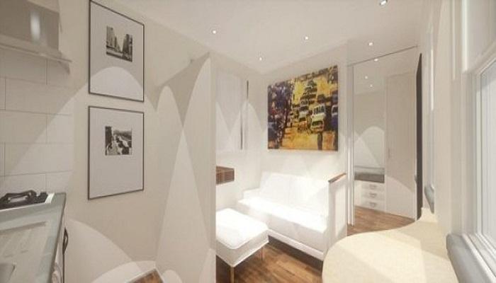 Современный и стильный интерьер жилья для бездомных (iKozie).