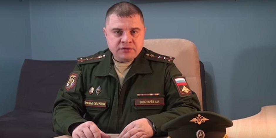 Как капитана Золотарёва вышибли из армии за обращение к Путину