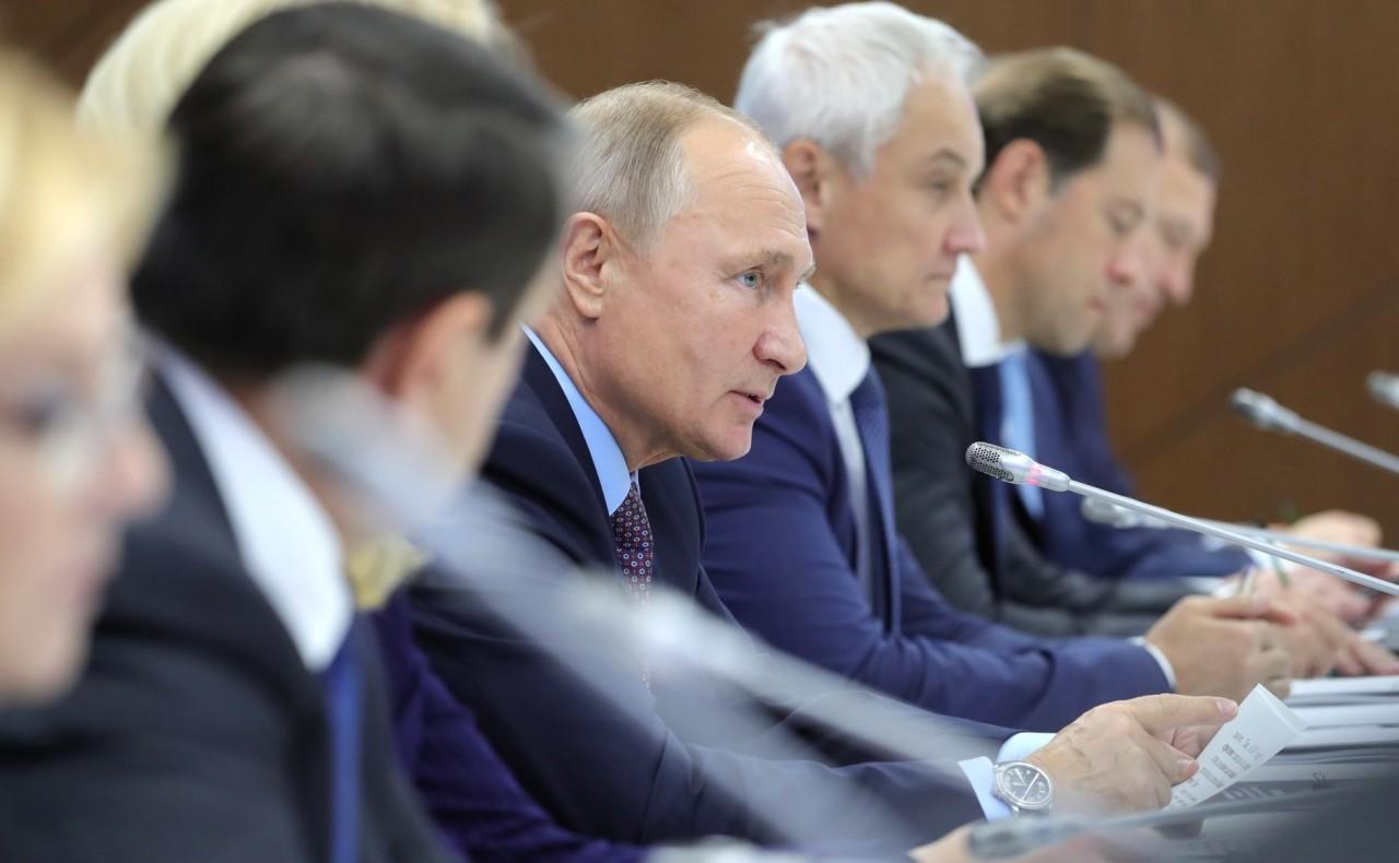«После Путина у нас вновь появится шанс в деле догоняющей модернизации»