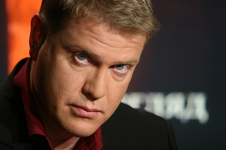 Телеведущий из 90-х Иван Демидов стал директором парка «Зарядье»