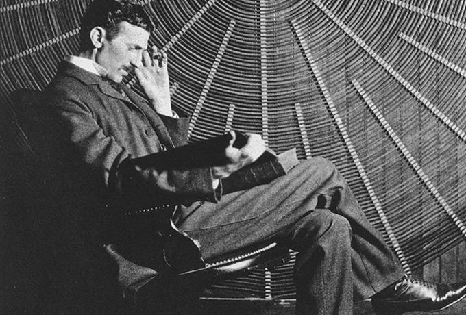 Никола Тесла и три его необы…