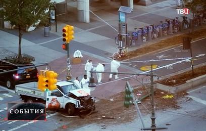Первый c 2001 года теракт в Нью-Йорке. Главное