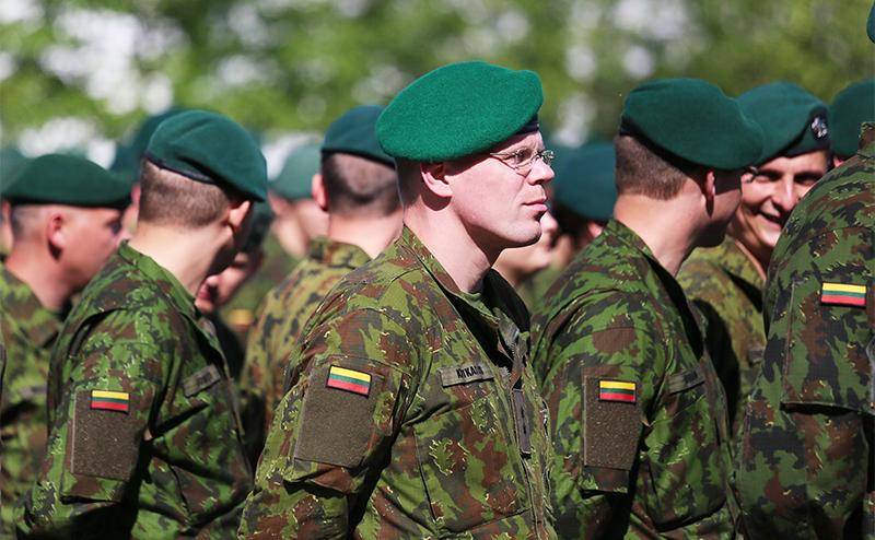 Латвия поможет Трампу, когда он нападет на Россию