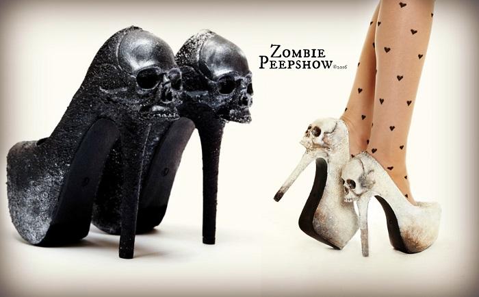 Зомбишоу: 15 невероятных обуви, которую решится примерять далеко не каждая модница