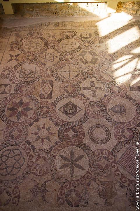 cyprus 27 Мозаики Пафоса   Пафос, Кипр