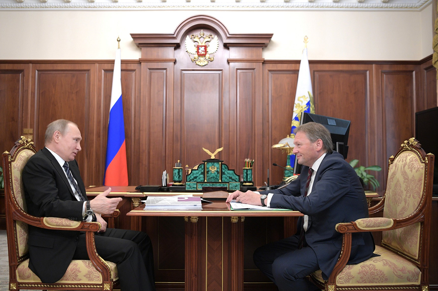Путин принял меры для защиты бизнесменов. Впереди расцвет бизнеса в России, не забывайте!