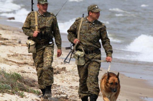 Пограничники задержали в Крыму украинца, объявленного в федеральный розыск