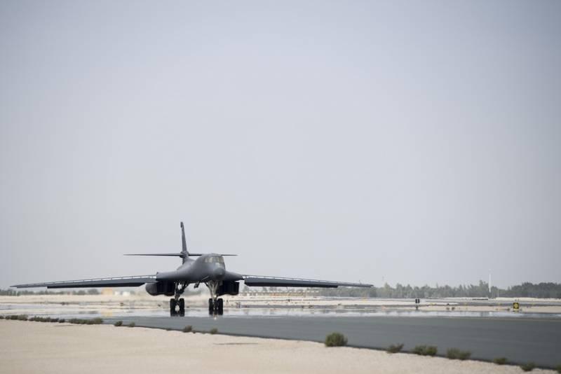 Стратегические бомбардировщики США притворились Ту-160 на маневрах