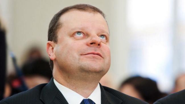 Премьер Литвы призвал соотеч…