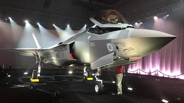 Почему Израиль не использует F-35 в Сирии? Запрещает США?