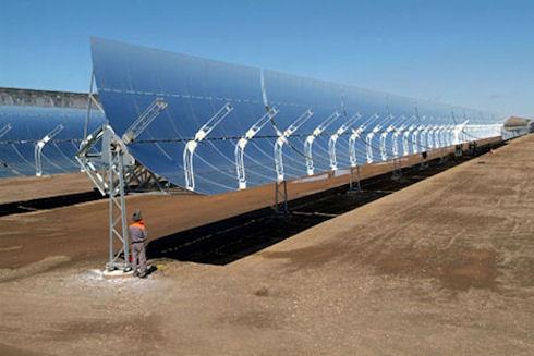 Сахара может стать электростанцией Земли