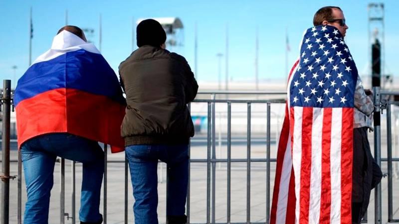 Россия — США. Человеческое измерение
