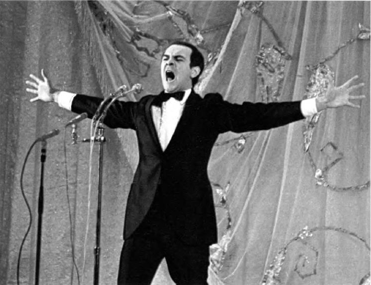 Муслим Магомаев и его песня «Бухенвальдский набат». Никто ни разу не брался перепеть ее после великого певца