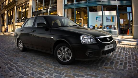 АВТОВАЗ обещает в течение года обновить Lada Priora