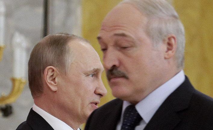 «Путин извинялся перед всеми, там такая каша была». Лукашенко рассказал о саммите ЕАЭС, где повздорил с российским президентом