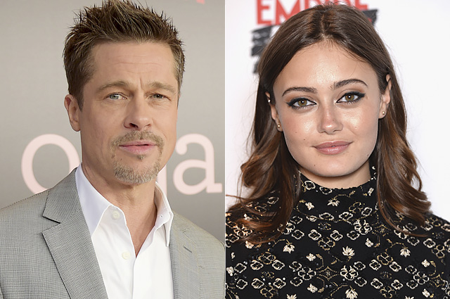 Брэд Питт променял Анджелину Джоли на юную красотку