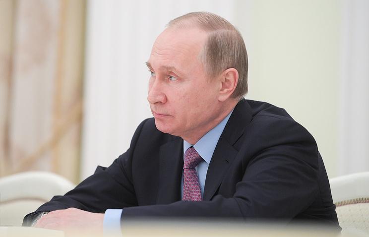США были готовы использовать террористов для дестабилизации РФ, заявил Путин