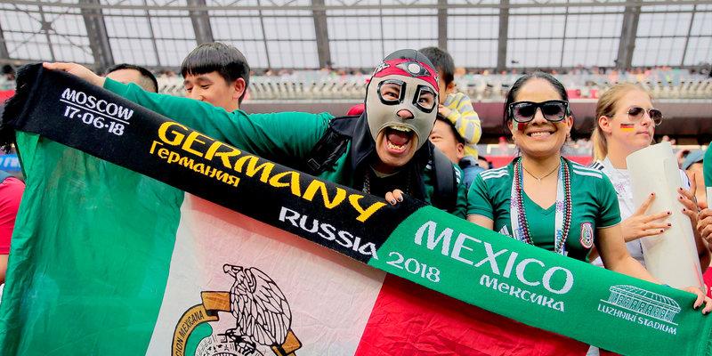 Дисциплинарный комитет ФИФА оштрафовал федерации Мексики и Сербии за поведение болельщиков