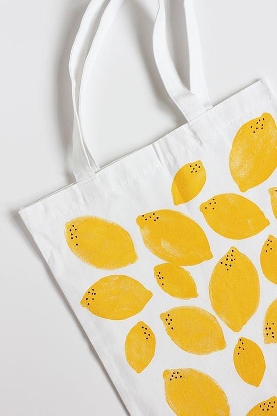 Декор летних сумок своими руками: 25 идей с инструкциями