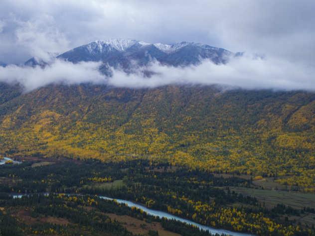 Стало известно, как себя чувствуют заблокированные в горах Алтая туристы