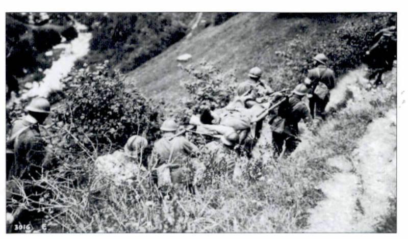 «Храбрецы». Итальянские штурмовые части в Первую мировую. Часть 3