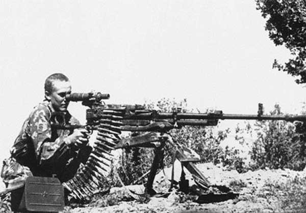 Герои Афганской войны: Восстание советских военнопленных в крепости Бадабер
