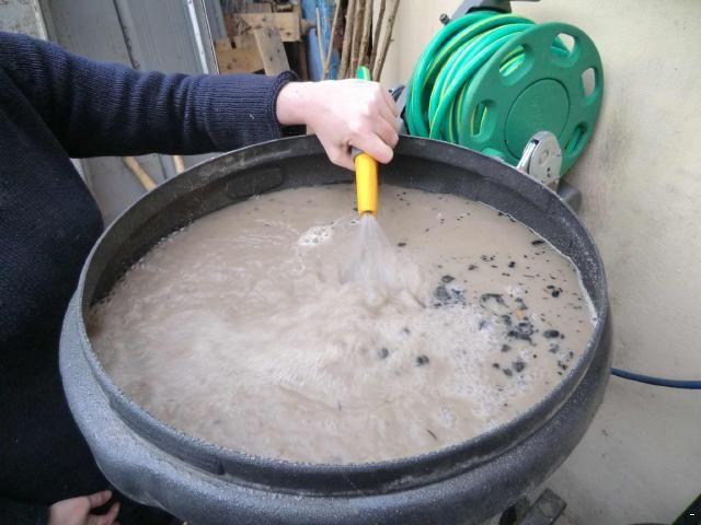 Мыло из золы: природная чистота и здоровье своими руками