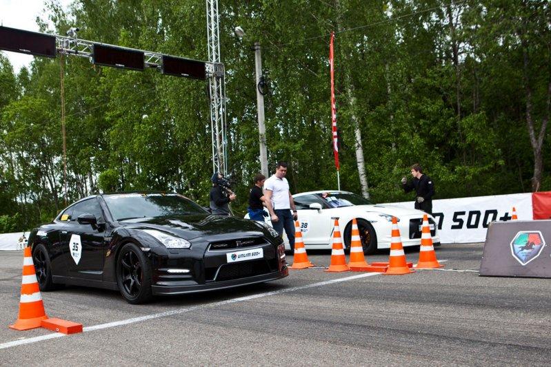 Фестиваль спорткаров Unlim 500+ 2017