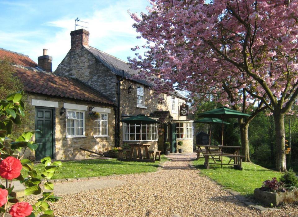 «Коробка наслаждений»: английский деревенский паб признан лучшим рестораном в мире