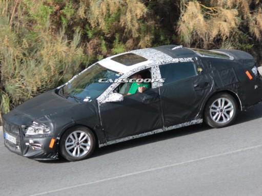 На дорогах слишком рано появился новый седан Chevrolet Malibu