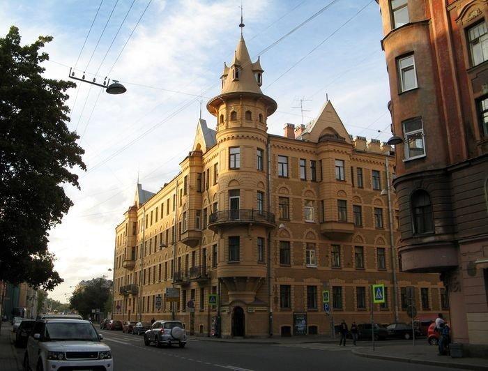 Самые необычные башни Санкт-Петербурга