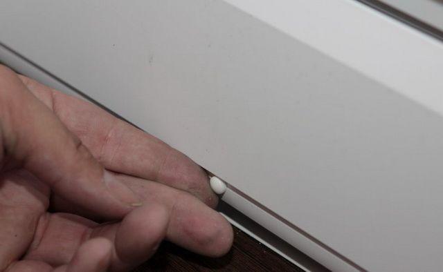 Установка теплого электрического плинтуса своими руками